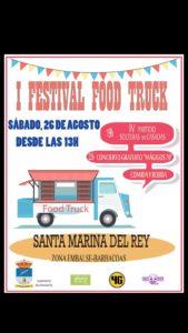 I FESTIVAL FOODTRUCK SANTA MARINA DEL REY @ SANTA MARINA DEL REY | EMBALSE DEL RIO TERCERO | Córdoba | Argentina