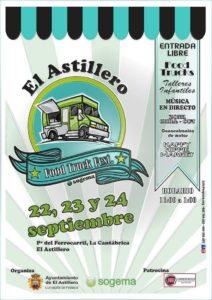 ASTILLERO FOOD TRUCK FEST &HAPPY HIPPIE MARKET 2017 @ El Astillero | Astillero | Cantabria | España