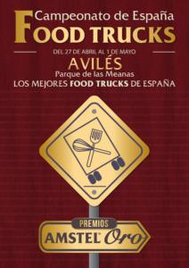 CAMPEONATO DE ESPAÑA DE FOODTRUCK @ PARQUE DE LAS MEANAS | Avilés | Principado de Asturias | España